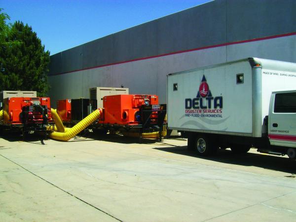 Commercial mitigation assessment in Denver CO