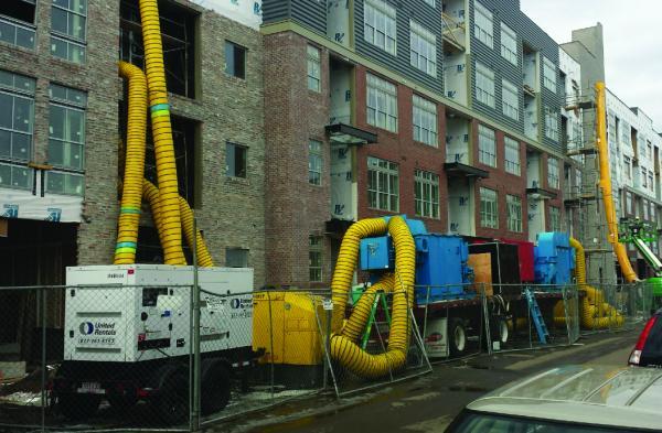 Mitigation services in Denver CO