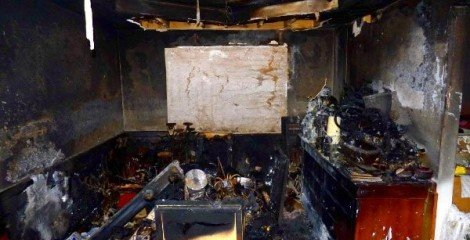 Fire Damage Cleanup: What You Should Know